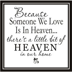 My Parents Are Having Holidays With Jesus! I miss them but I know - that I know- that I know, they are truly in Heaven and all is well with them!