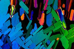 Tequila  What Does Your Favorite Drink Look Like Under A Microscope? | Science | Smithsonian