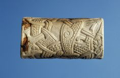 salt container, Årnes (Norway) Viking Knotwork, Viking Camp, Iron Age, Anglo Saxon, Viking Jewelry, Norse Vikings, Dark Ages, Norse Mythology, Medieval Art
