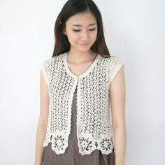 Lovely cardigan from Fair trade G:ru