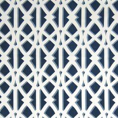 Home Decor GH Rainwater Blues Decorator Fabrics Home Decor GH Garnet Hill Decorator  Fabrics #Rainwater_Blues #Blue #Asian #Floral_Fabric #Decoratoru2026