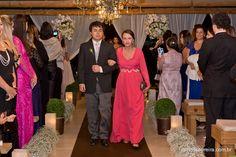 Vestido Sob Medida Carolina Barbosa, para Madrinha de Casamento.
