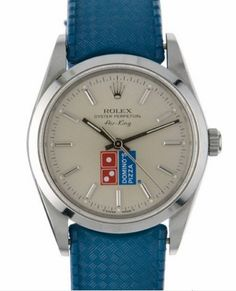 Rolex watches tend to be butt ugly, this looks fab..