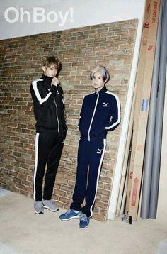 Taemin + Minho