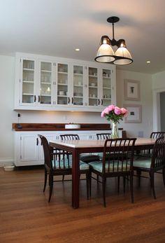 Kate & Joseph's Serenely Elegant Shingle & Stone Home