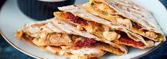 Quesadillas - meksykańskie tortille nadziewane i zapiekane | Blog | Kwestia Smaku