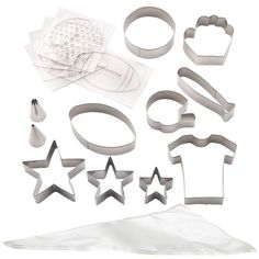 Cake Boss Decorating Tools Sports Cake Kit >>> Unbelievable product is here! : Baking tools