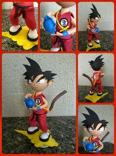 Goku em E.V.A.