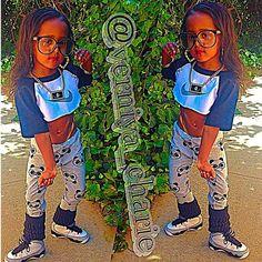 #Futurekids Wouldnt let my daughter wear tht tho.
