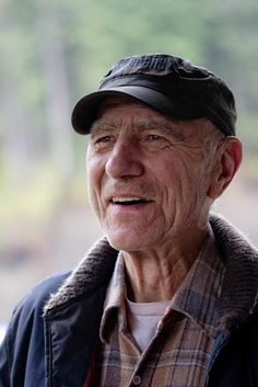 John Schnabel. Gold Rush. THE coolest old guy. Ever.