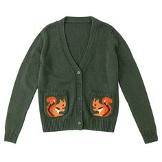 Squirrel Pocket Cardigan | Cath Kidston |