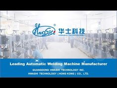 Guang Hwashi Technology Inc, Brief Introduction of Hwashi company. Spot Welding Machine, Technology, Youtube, Tech, Engineering, Youtubers, Youtube Movies