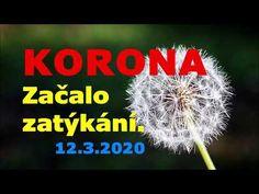 Korona, Začalo zatýkání. 12.3.2020 - YouTube