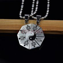 Unbranded Stainless Steel Fashion Pendants for sale Couple Jewelry, Buying Wholesale, E Bay, Washer Necklace, Pendants, Stainless Steel, Stuff To Buy, Enamel, Products
