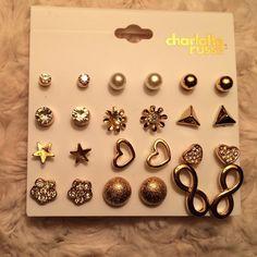 Earring Set New Charlotte Russe Jewelry Earrings