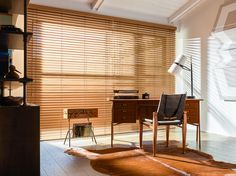 The Shade Store | Wood Blinds