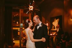 Wedding Reception at Sepia in the fall by Megan Saul Photography