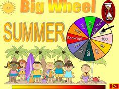 Big Wheel Summer