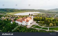 Benedictine monastery in Tihany, Hungary
