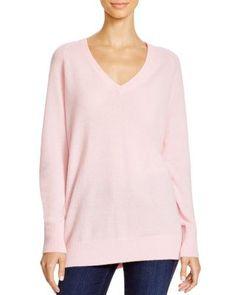 Equipment V-neck Oversized Sweater | Bloomingdale's