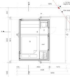 Casa micro-compacta