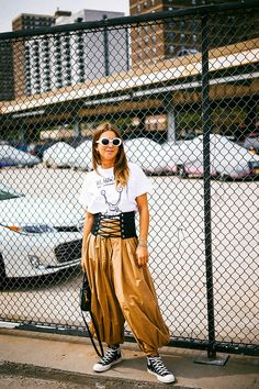 NYFW Street Style SS18 is here. Click through and bookmark your faves.