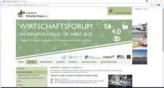 Netzwerke organisieren erstmals Wirtschaftsforum am Erfurter Kreuz - http://www.logistik-express.com/netzwerke-organisieren-erstmals-wirtschaftsforum-am-erfurter-kreuz/