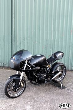 """Racing Cafè: Ducati 900 SS ie """"SD-04"""" by Made in Metal Motorcycles"""