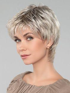 Super Short Hair, Short Grey Hair, Short Straight Hair, Short Hair With Layers, Short Hair Cuts For Women, Short Hairstyles For Women, Straight Hairstyles, Short Hair Styles, Short Cropped Hairstyles