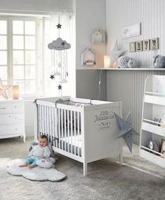 baby nursery deco