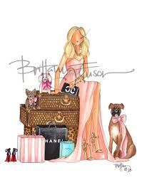 illustration chanel - Buscar con Google