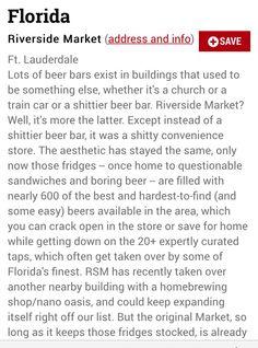 Best beer bar in Florida