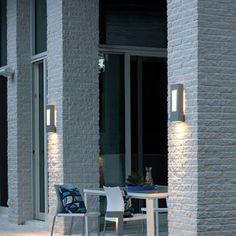 Atlantis features a minimalist design for the ultimate in urban sophistication. http://www.ylighting.com/hinkley-lighting-atlantis-medium-ada-outdoor-wall-light.html