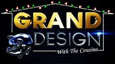 Wishing everyone a GRAND holiday season from The Cousins, BEHR® Paint and The Ellen Show #GrandDesign