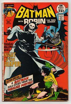 THE NEAL ADAMS INTERVIEWS: Batman #237