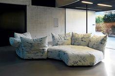 Modular Sofas: Set Standard by Edra