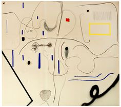 Christian Rosa - Oh Fuck - Contemporary Art Saatchi Gallery, Galleries In London, Artist Profile, Contemporary Paintings, American Artists, Art Studios, All Art, Modern Art, Illustration