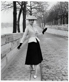 Christian Dior #fifties