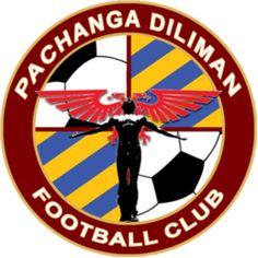 1998, Pachanga Diliman F.C. (Philippines) #PachangaDilimanFC #Philippines (L10812)