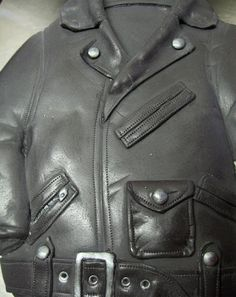 Leather Jacket Cake