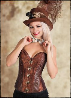 bf9363f5e77 Steampunk Corset fusion tribal buckled corset · The Altered City · Online  Store Powered by Storenvy