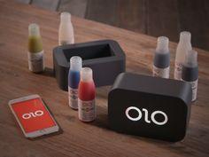 OLO - O primeiro absoluto Printer Smartphone 3D.  miniatura de vídeo do projeto