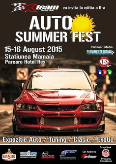 Weekend-ul viitor ne vedem in Mamaia :) Summer Fest, Car Audio