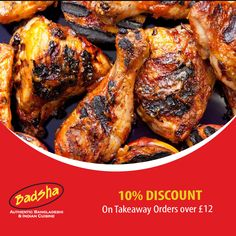 Badsha Indian Cuisine offers delicious Indian Food in Tenterden, Tunbridge Wells Browse takeaway menu and place your order with ChefOnline. Order Takeaway, Indian Food Recipes, Ethnic Recipes, Tunbridge Wells, Tandoori Chicken, A Table, Opportunity, Menu, Wellness