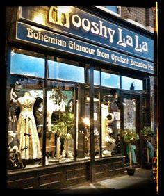 Mooshy La La