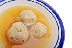Traditional Jewish Recipe: Matzoh Ball Soup