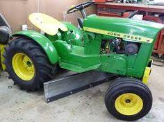 home built road grader John Deere Garden Tractors, Yard Tractors, Lawn Mower Tractor, Small Tractors, Small Garden Tractor, Garden Tractor Pulling, Garden Tractor Attachments, John Deere Toys, Homemade Tractor