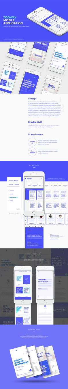 Mobile Application & UI/UX: Tooway App