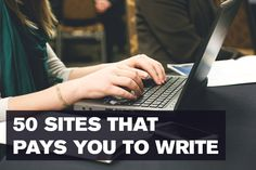 If you love to write and have always had a dream to see your work published, but don't want to start or manage a blog to feature all your writings, why not write for a blog or publication and get paid for it? In this post, we've compiled