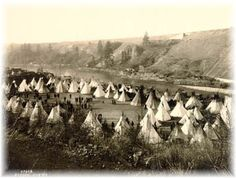 teepee, winter camp on the great divide - Google Search